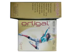 Orligal Orlistat Capsules 120mg