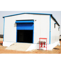Prefabricated Factory Shed at Best Price in India