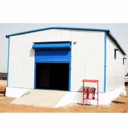 FRP Svarn Solar Inverter Room, For For Solar Project