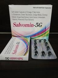 Salvomin - 5G  (Multi Vitamin Soft Gelatin Capsule)
