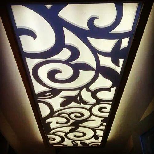 Mdf Jali Ceiling Designs   Taraba Home Review