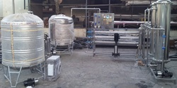 Mitsun Stainless Steel Reverse Osmosis Equipment