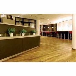 PVC Flooring Service, Minimum Area: 250 Sq Ft