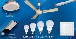 Solar DC Home Appliances