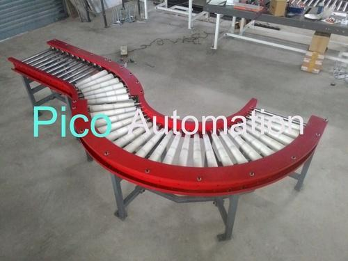 Roller Conveyors - Powerised Roller Conveyor Manufacturer from