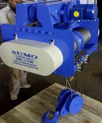 SUMO Wire Rope Hoist