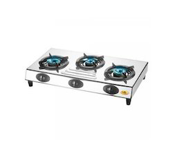 Bajaj 3 Burners Gas Stove