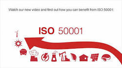 ISO Certification Services (14001 50001)