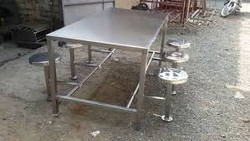 Dinning Canteen Table