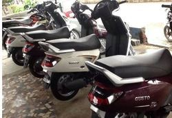 Scooter Dealers-mahindra Gusto