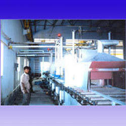 SS Tubes Continuous Type Furnace