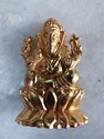 Ganesh (Gold Plated)