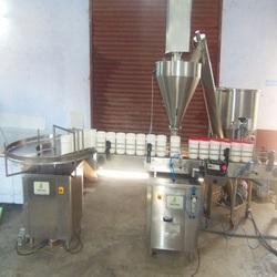 Powder Packaging Machine with Loading System