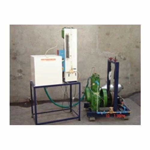 ic engine lab - single cylinder two stroke petrol engine test rig exporter  from ambala