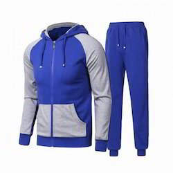 Mens Fancy Tracksuit With Hooded