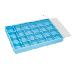Plastic Box with 24 Compartments