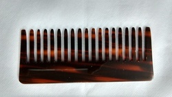 Shampoo Comb Shell Colour