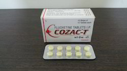 COZAC-T (Fluoxetine Tablets I.P.), For Hospital, Consern Pharma