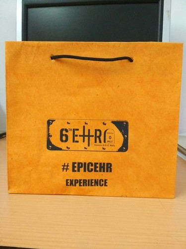 Printed Paper Bags for Promotion