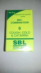 SBL Homeopathic Medicine