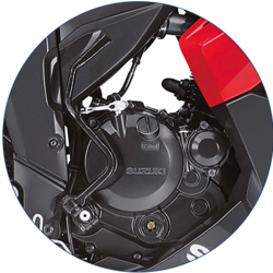 Robust 155 CC Engine