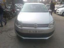 Volkswagen Polo 2009-2013 Diesel Comfortline Car