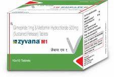 Glimepiride and Metformin Hydrochloride