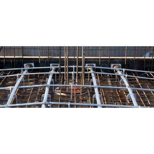 Post Tensioned Concrete Slab System