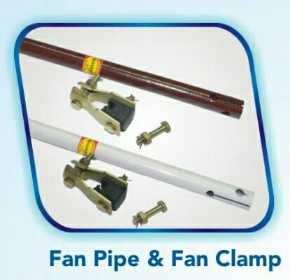Ceiling fan downrod at rs 16 foot fan down rod mahajan steel ceiling fan downrod aloadofball Gallery