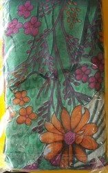 Alternative Synthetic Printed Saree