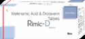 Diclofenac Potassium Paracetamol Tab
