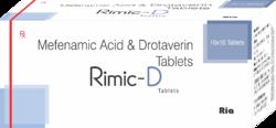 Mefenamic Acid & Drotaverin Tablets