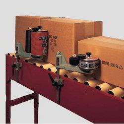 Allespack Automatic Batch Coding Machine, AM-4-14