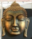 FRP Buddha Metallic Finish