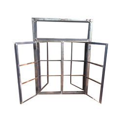 Z Section Steel Double Window
