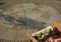 Tint Mint Sandstone Circle