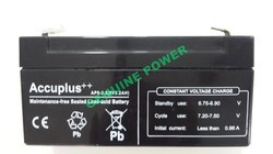 Lead Acid 6v 3.2Ah Batteries