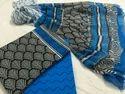 Blue Churidar Suits