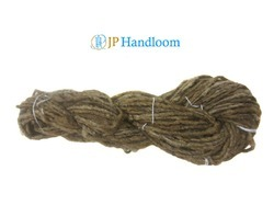 Thick Raw Tussar Silk Yarn ( No-108)
