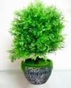 Hyperboles Artificial Wild Bonsai With Classic Wooden Pot