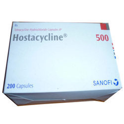 Tetracycline Hydrochloride Capsule IP