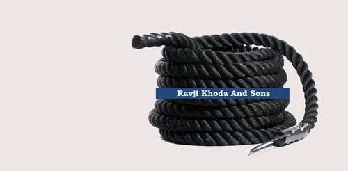 PP Rope - PP Rope Black Color Manufacturer from Rajkot