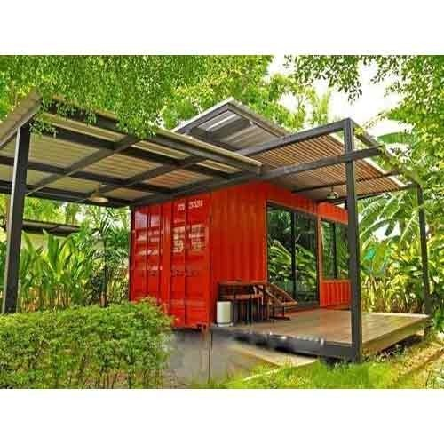 Farm House Container At Rs 200000 /container