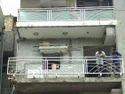 Steel Balcony Railing
