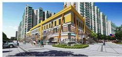 Supertech Ecobaazar Commercial Construction Projects