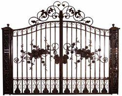 Decorative Home Gate