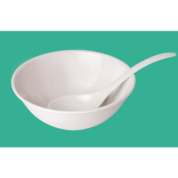 Bowl With Spoon