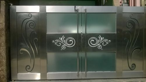 Gate Panel Grills Metal Panels Steel Grills At Rs