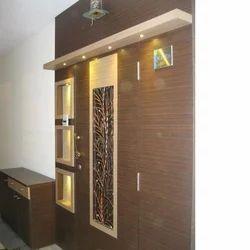 Galvanized Iron Door