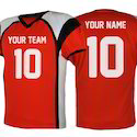 Printed Football Uniform